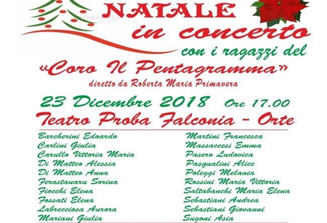 Locandina Natale In Concerto