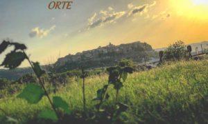 Panorama Di Orte.