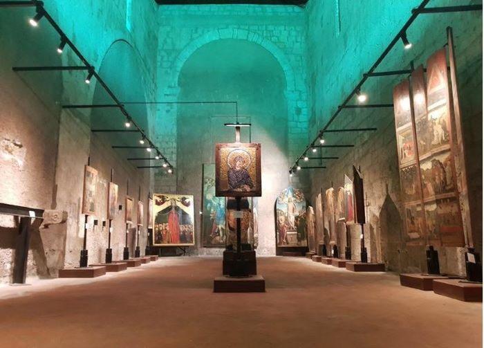 luoghi da visitare. Museo d'arte Sacra