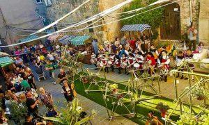 San Sebastiano in festa