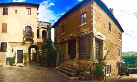 Casa Di Giuda. Contrada San Sebastiano- il Poggio