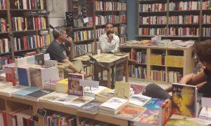 pulixi in libreria a Orte