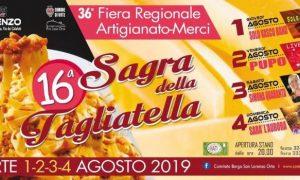 Borgo San Lorenzo: Sagra Della Tagliatella