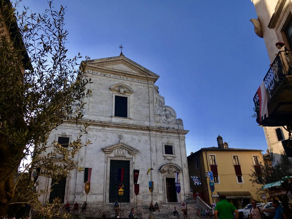 La Concattedrale Di Santa Maria Assunta
