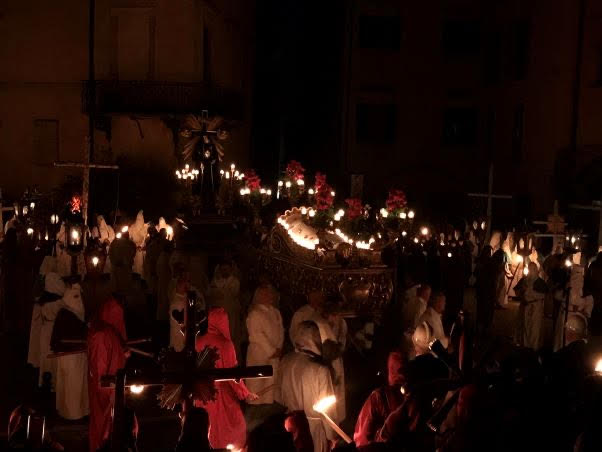 Teleorte propone la Processione Del Cristo Morto