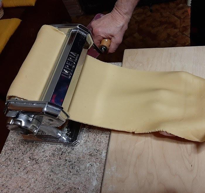 Pasta per i Tortellini