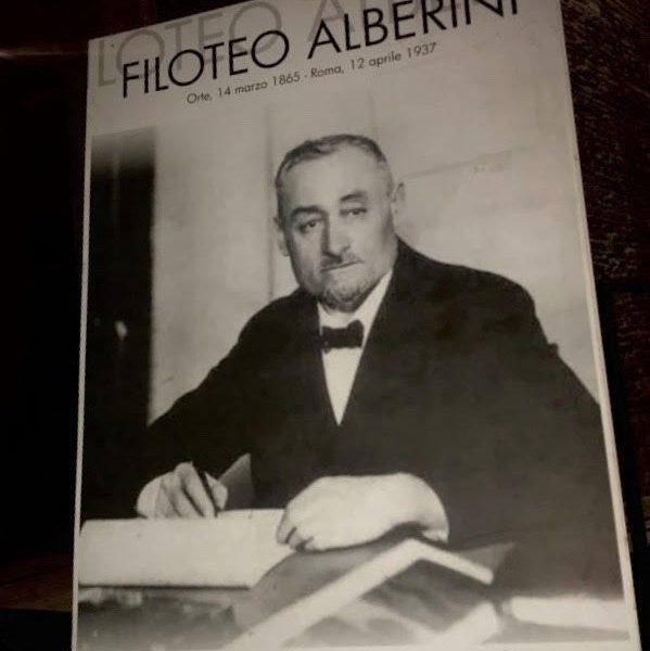Un genio ortano Filoteo Alberini