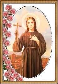 Peregrinatio della Reliquia Di Santa Rosa