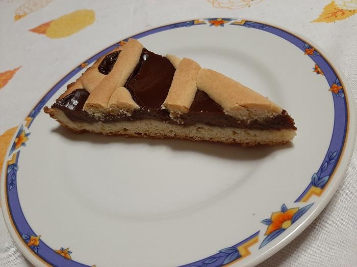 Fetta Crost Cioccolato