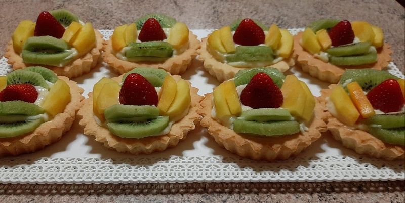 Cestini Di Frutta