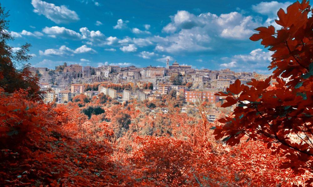 Un Paese Delle Meraviglie: Orte E Il Paesaggio Estivo