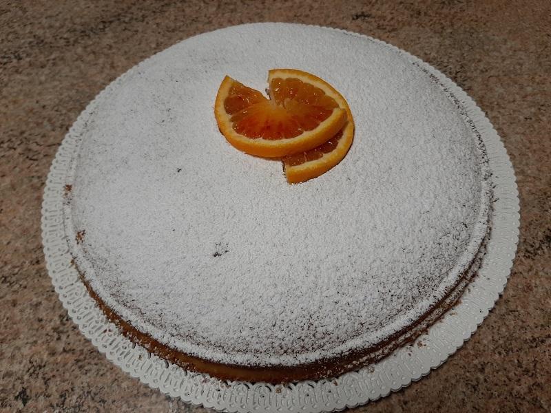 Torta Allarancia 1
