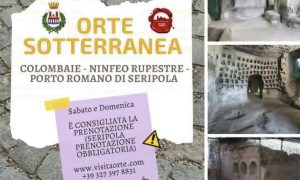 "Itinerario Archeologico ""cimintevrarch"" Turismo Archeologico"