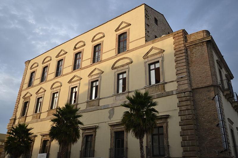 Palazzo Farnese oggi