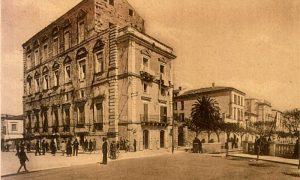 Palazzo Farnese nel 1936