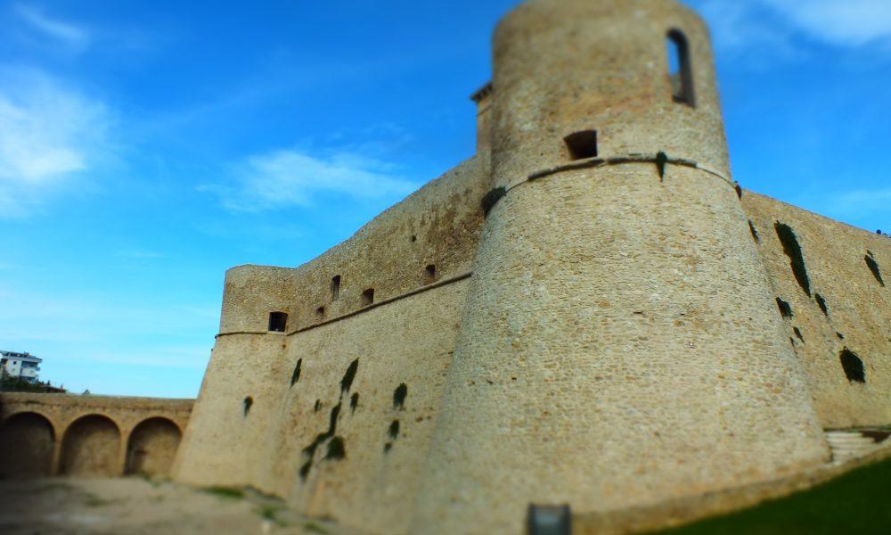 Il castello di Ortona