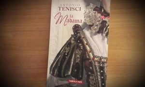 La copertina de La Madama di Antonio Tenisci