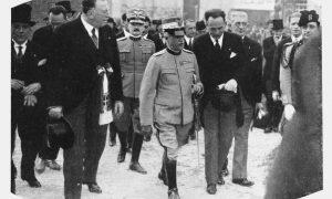 La fuga del re Vittorio Emanuele III