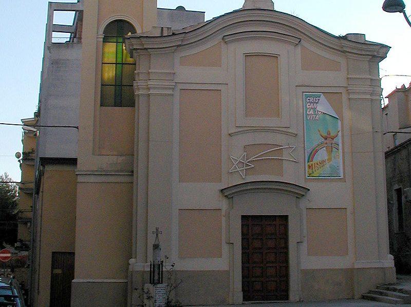 Chiese di Ortona: San Rocco