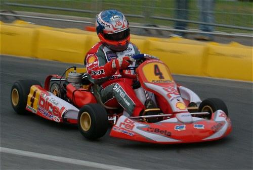 Karting all'autodromo di Ortona