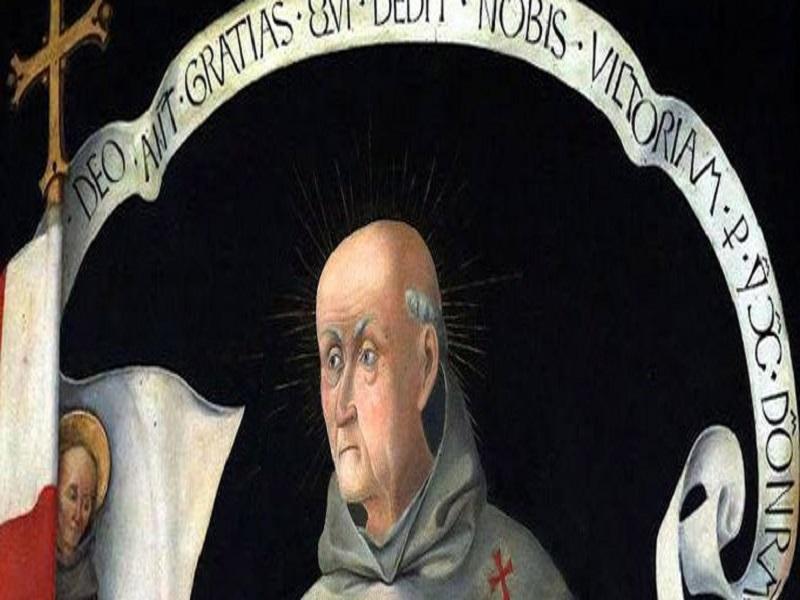 San Giovanni Da Capestrano l'artefice del Lodo di Pace