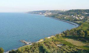 Punta Acquabella - Ortona e il mare