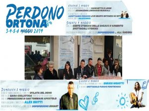 Festa Del Perdono 2019 Programma