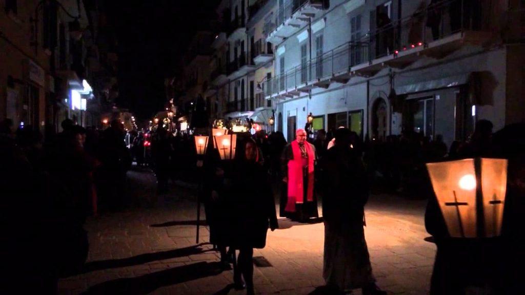 processione venerdì santo - Corteo