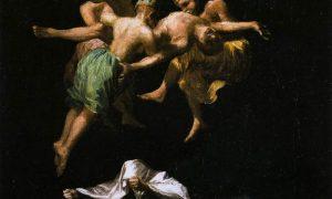 Ammidia - La stregoneria scondo Goya