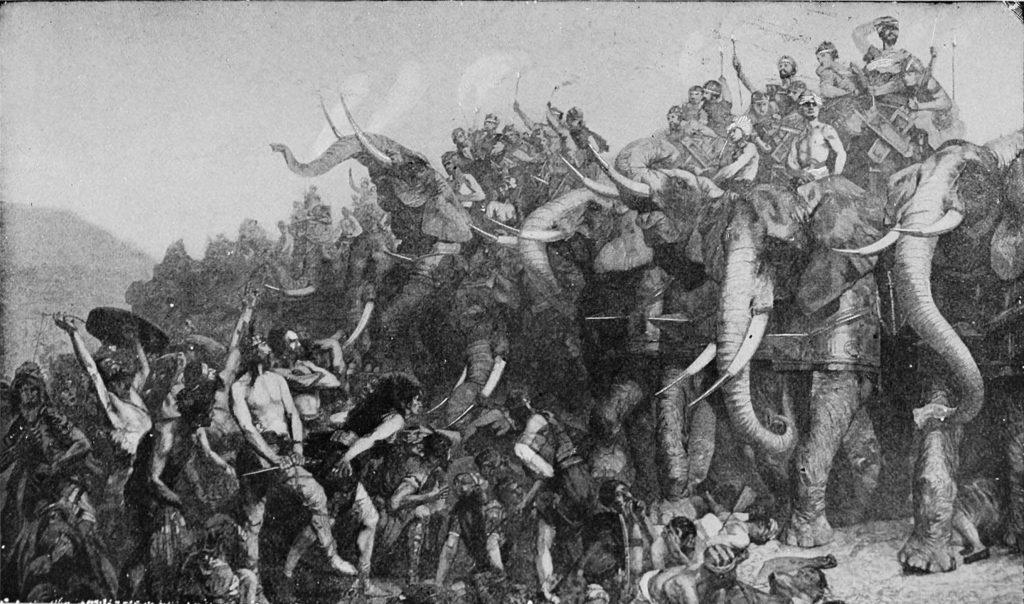 Annibale - Elefanti