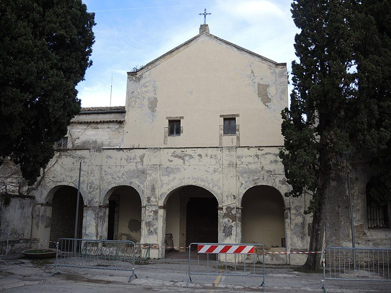 Chiesa Della Santissima Trinità Di Ortona