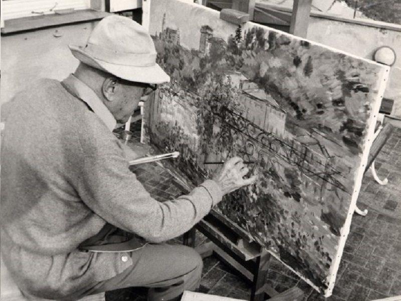 Michele Cascella, un paesaggista fra le Avanguardie - itOrtona