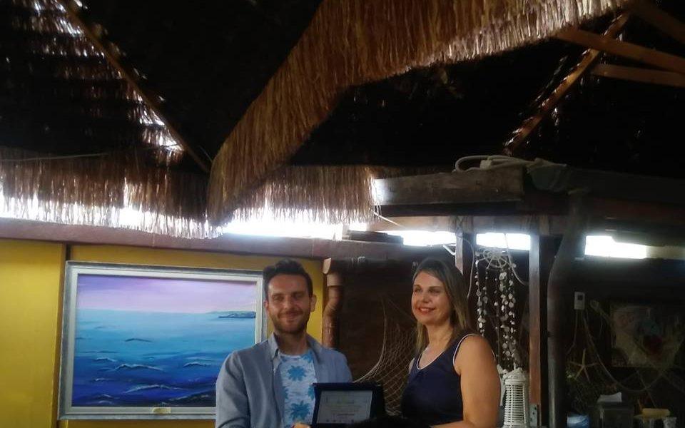 Premio La Riccetta - momento della premiazione