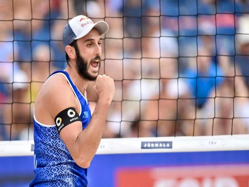 Paolo Nicolai all'Ortona Sport Challenge