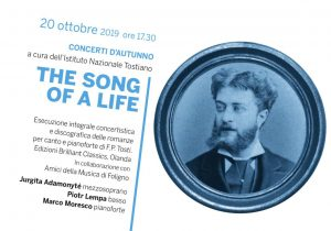 Locandina di The Song Of Life