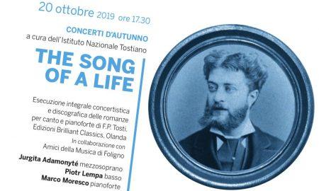 Locandina di The Song Of Life
