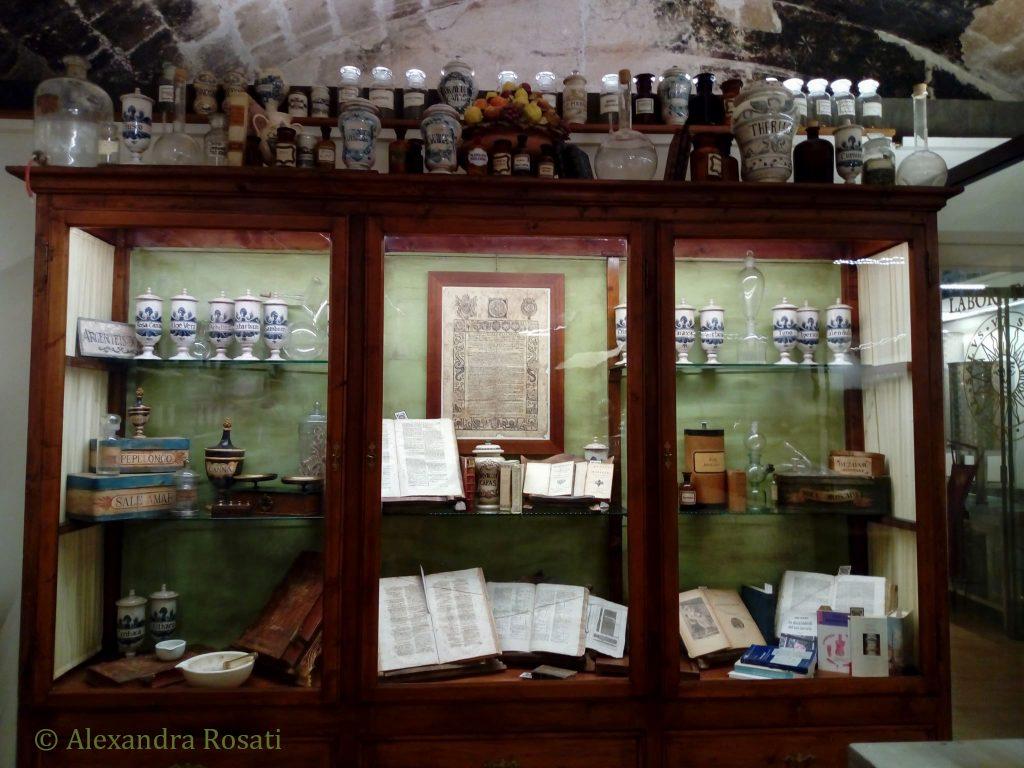 L'amaro L'Orvietan - il laboratorio