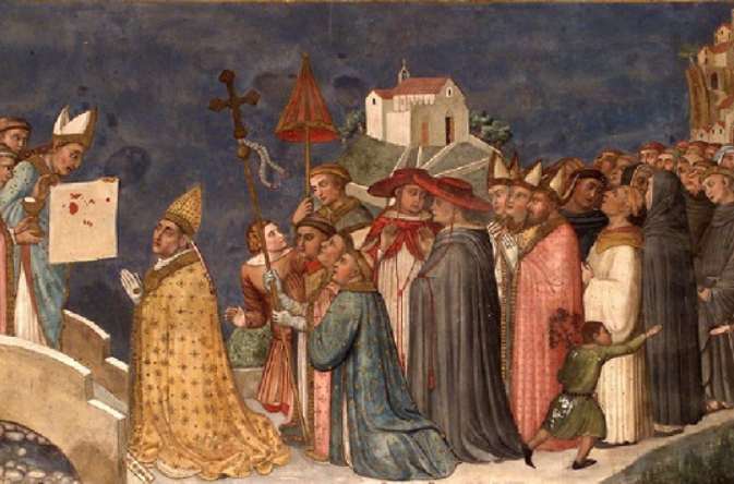 Il Corpus Domini - Miracolo di Bolsena