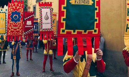 Il Corpus Domini - corteo storico a Orvieto