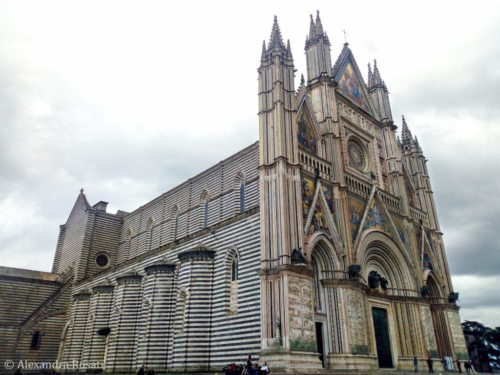 Il duomo di Orvieto - Cattedrale di Santa Maria Assunta