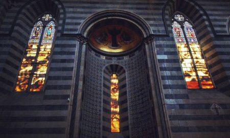 Il Duomo di Orvieto - Vetrate