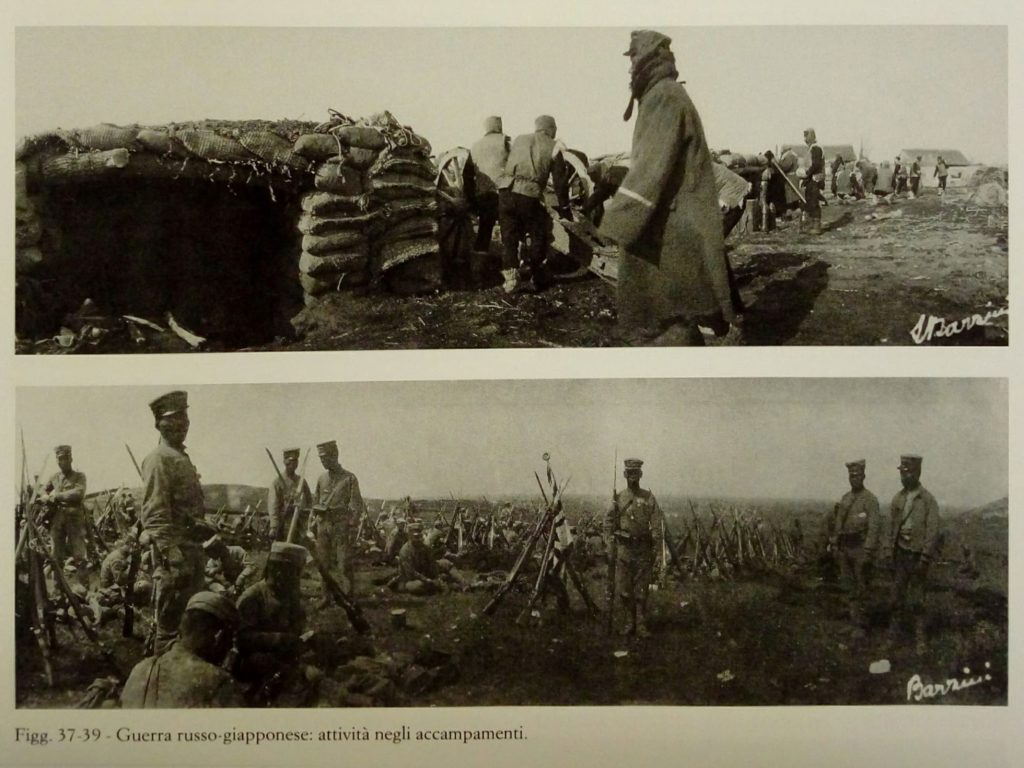 Luigi Barzini - Foto di guerra