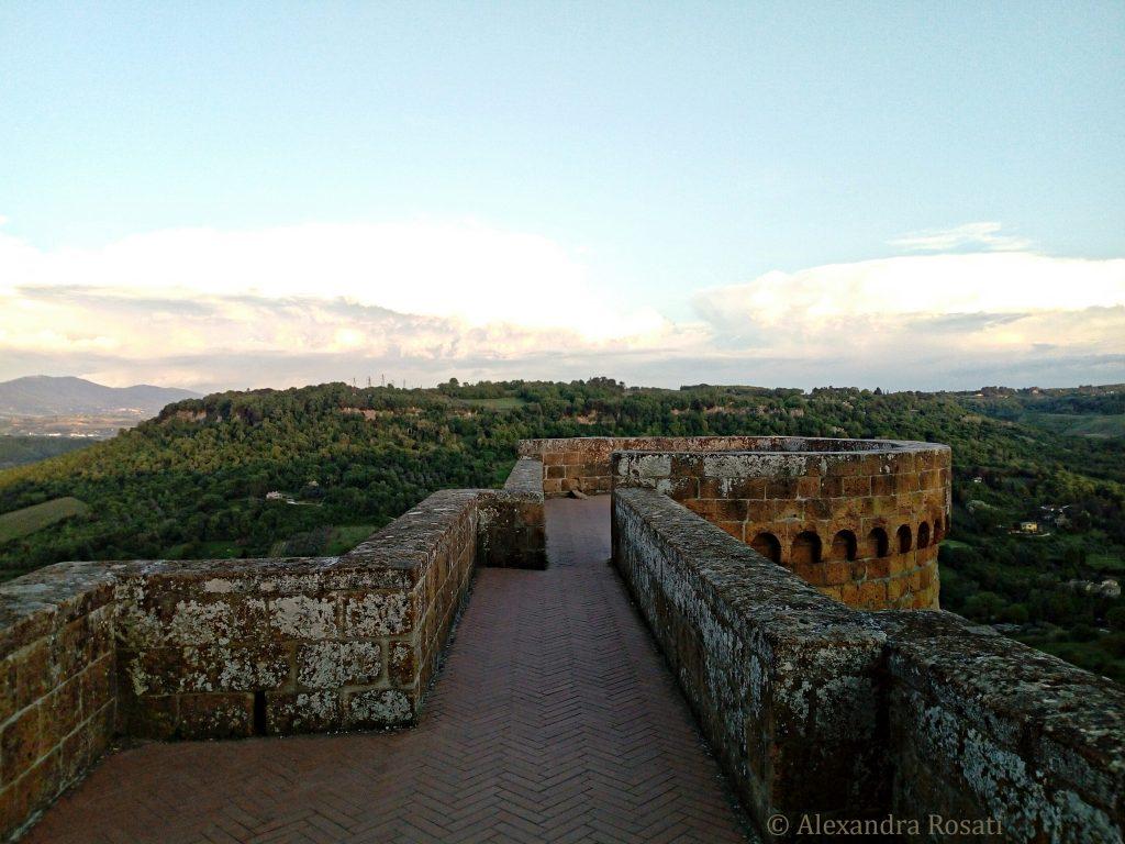 Fortezza Albornoz - Panorama