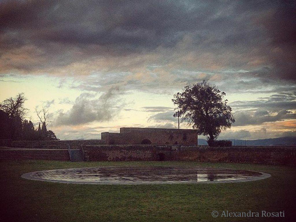 Fortezza Albornoz - Dentro le mura