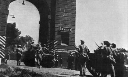 Orvieto città aperta - alleati