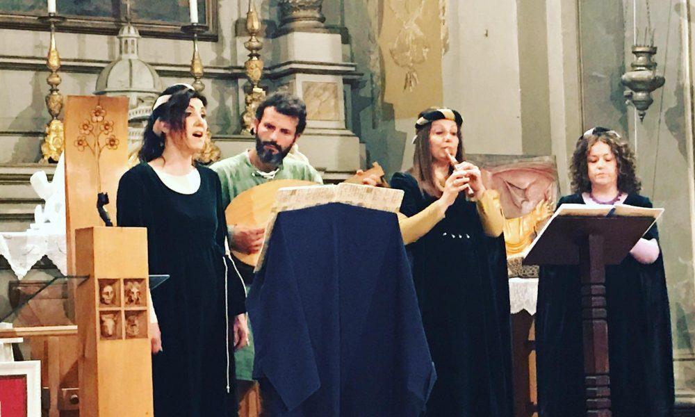 scuola di musica di Orvieto - coro
