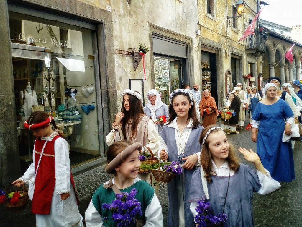 Festa della Palombella - Corteo Popolanoi