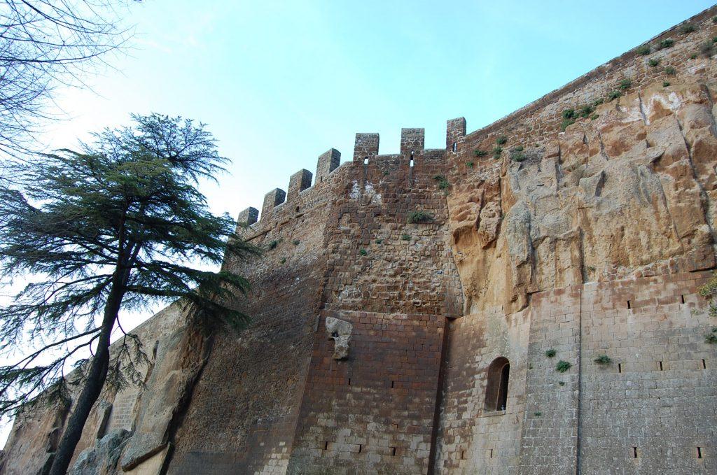 Quartiere medievale - muraglione