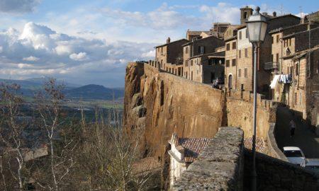 Il quartiere medievale - panorama