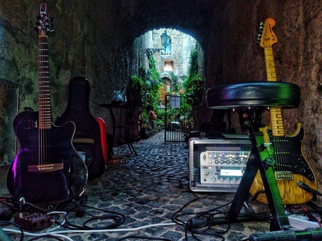 Cantine Sonore - vicolo di Orvieto